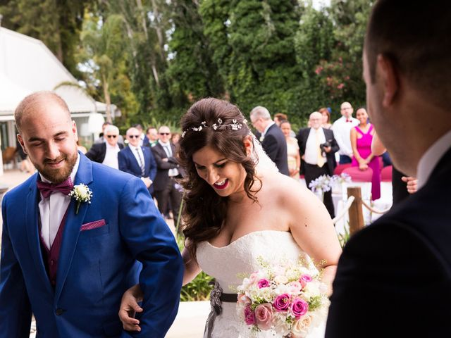 La boda de Miguel Angel y Miriam en El Puig, Valencia 39