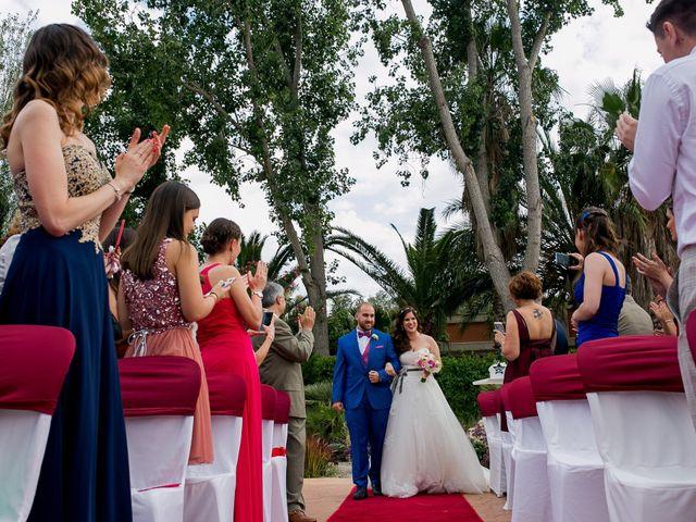 La boda de Miguel Angel y Miriam en El Puig, Valencia 40