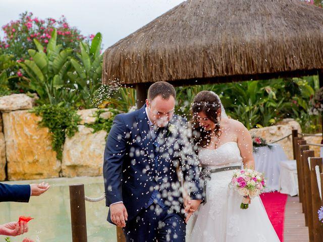 La boda de Miguel Angel y Miriam en El Puig, Valencia 41