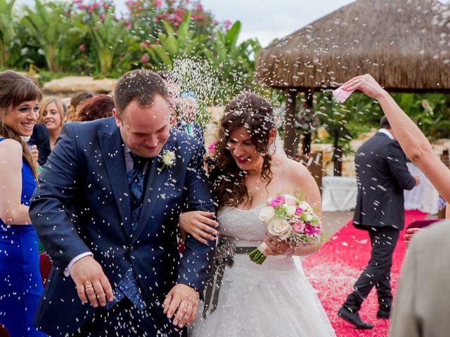 La boda de Miguel Angel y Miriam en El Puig, Valencia 42