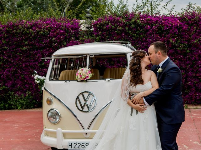 La boda de Miguel Angel y Miriam en El Puig, Valencia 44