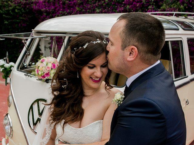 La boda de Miguel Angel y Miriam en El Puig, Valencia 47