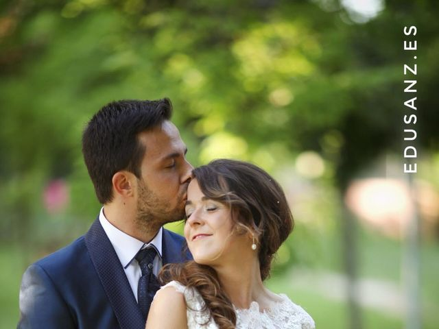 La boda de Jorge y Leticia en Palencia, Palencia 1