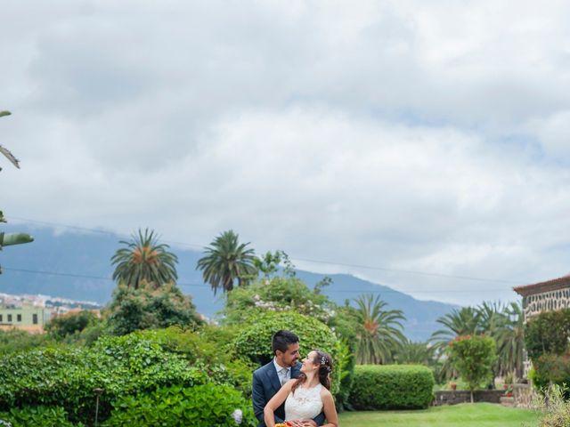 La boda de Sergio y Belen en Santa Cruz De Tenerife, Santa Cruz de Tenerife 17