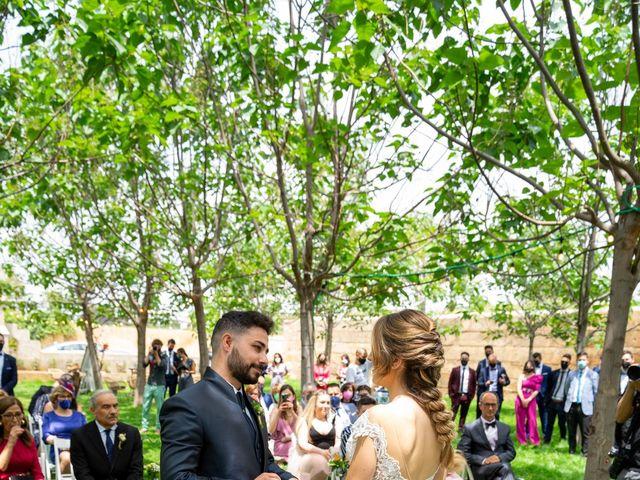 La boda de Toni y Raquel en Riba-roja De Túria, Valencia 3