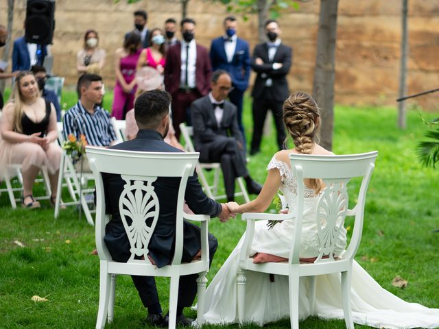 La boda de Toni y Raquel en Riba-roja De Túria, Valencia 7
