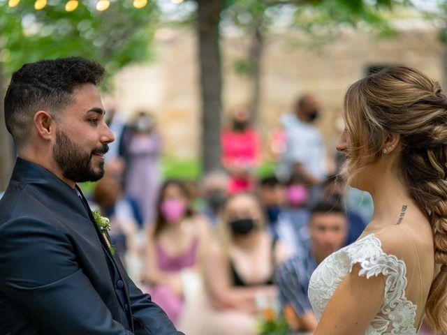 La boda de Toni y Raquel en Riba-roja De Túria, Valencia 18