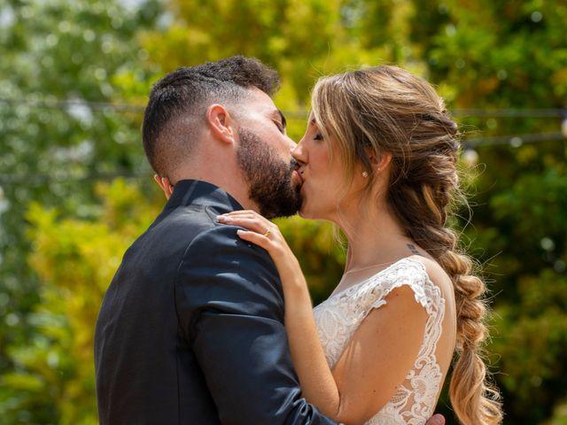 La boda de Toni y Raquel en Riba-roja De Túria, Valencia 24