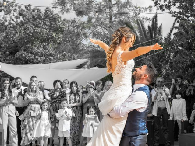 La boda de Toni y Raquel en Riba-roja De Túria, Valencia 26