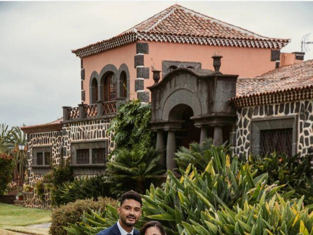 La boda de GEOVANNY y Nabila  en Santa Cruz De Tenerife, Santa Cruz de Tenerife 3