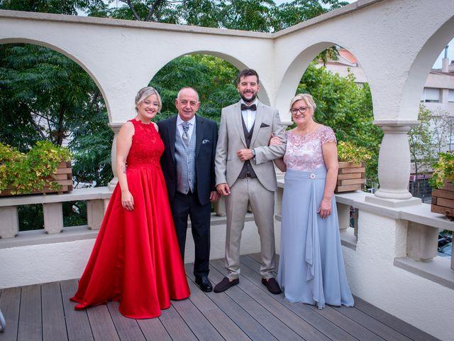 La boda de Elena y Javier en Polinya, Barcelona 11