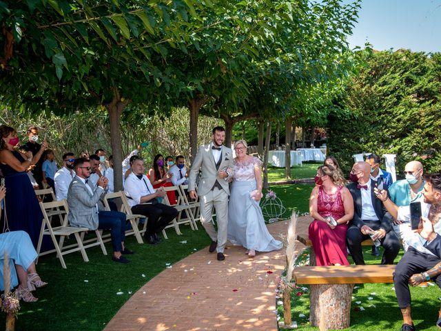 La boda de Elena y Javier en Polinya, Barcelona 27