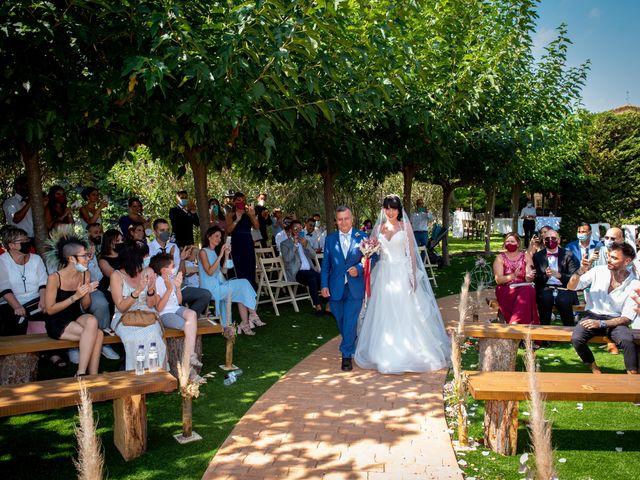 La boda de Elena y Javier en Polinya, Barcelona 29