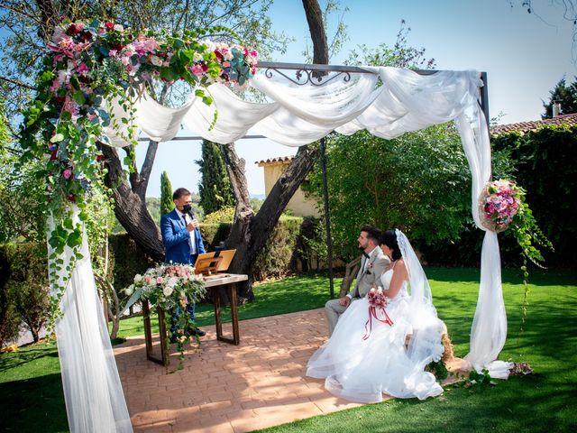 La boda de Elena y Javier en Polinya, Barcelona 30