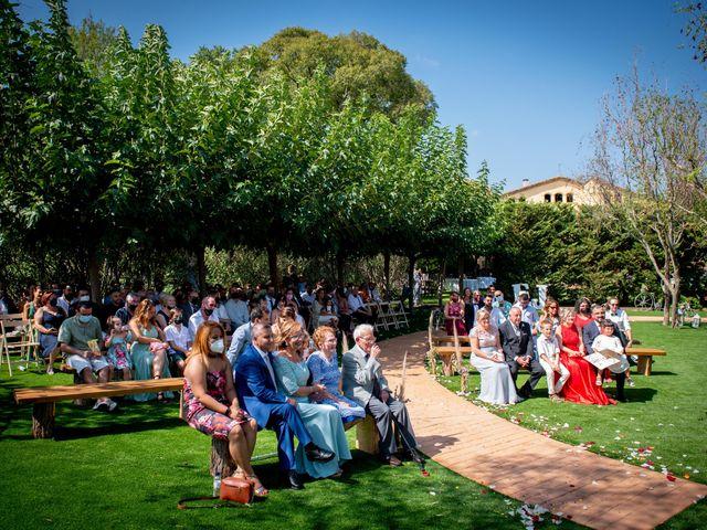 La boda de Elena y Javier en Polinya, Barcelona 31