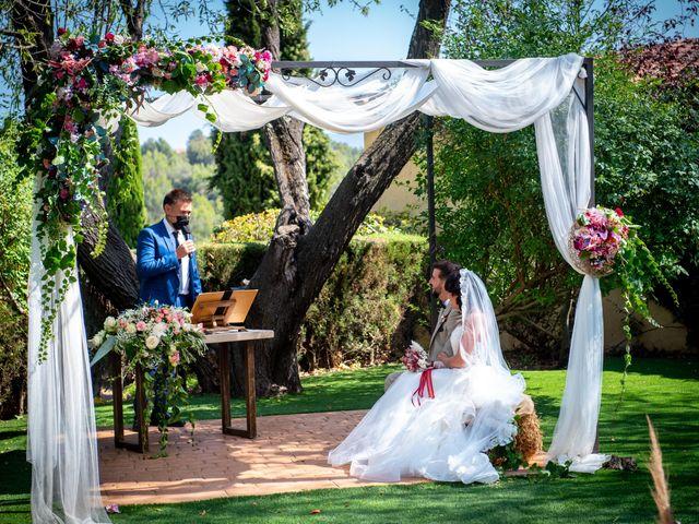 La boda de Elena y Javier en Polinya, Barcelona 33