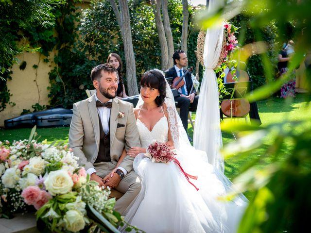 La boda de Elena y Javier en Polinya, Barcelona 34