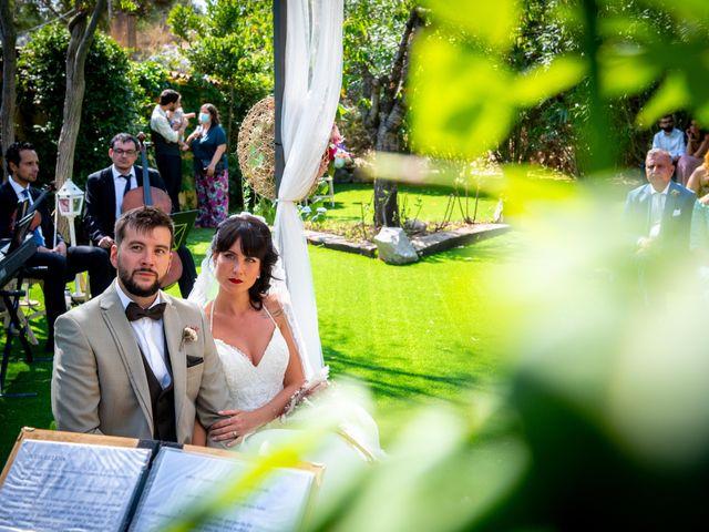 La boda de Elena y Javier en Polinya, Barcelona 35