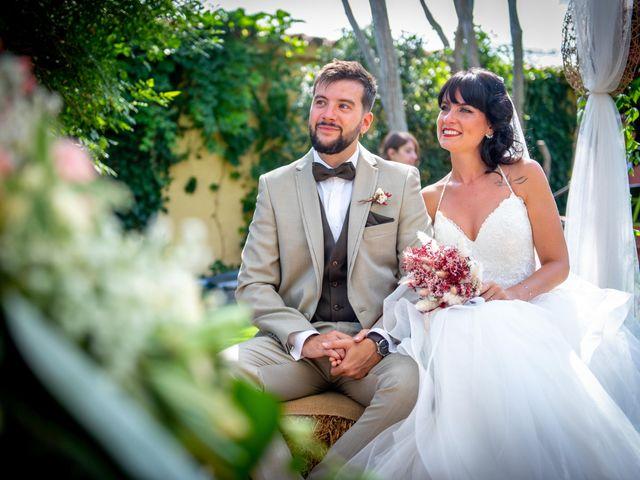 La boda de Elena y Javier en Polinya, Barcelona 36