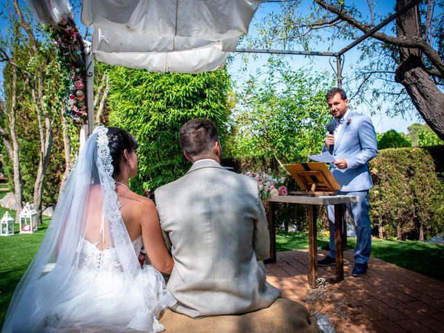 La boda de Elena y Javier en Polinya, Barcelona 37