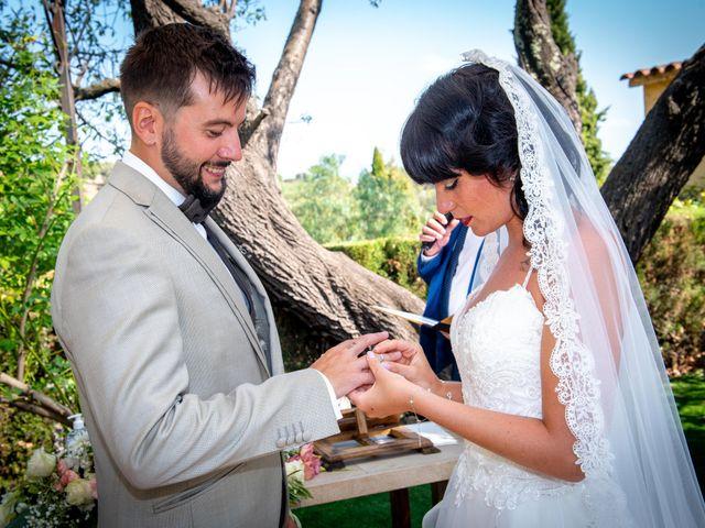 La boda de Elena y Javier en Polinya, Barcelona 39