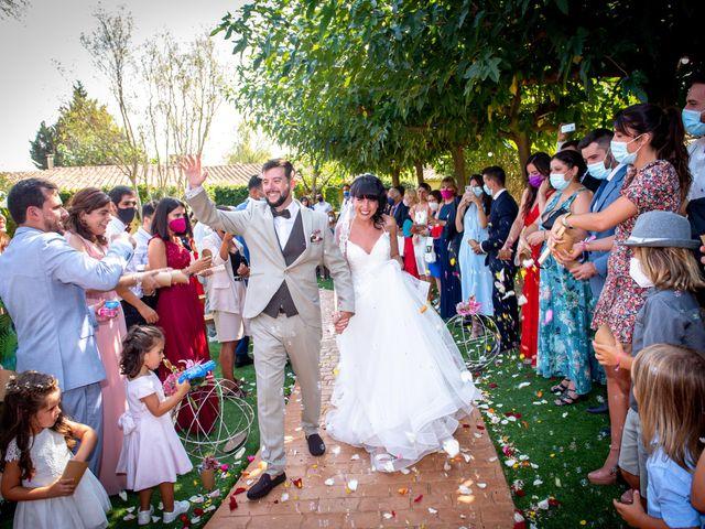 La boda de Elena y Javier en Polinya, Barcelona 40