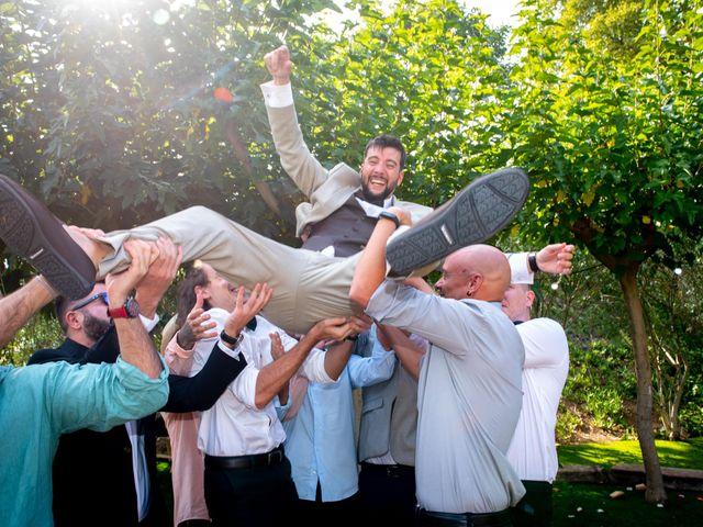 La boda de Elena y Javier en Polinya, Barcelona 42
