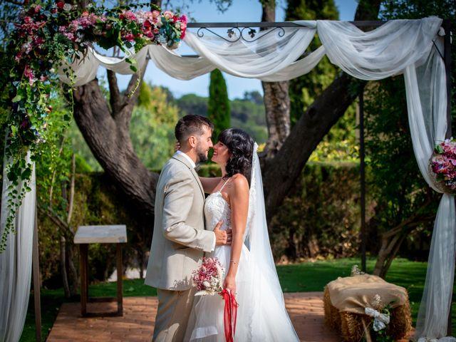 La boda de Elena y Javier en Polinya, Barcelona 43