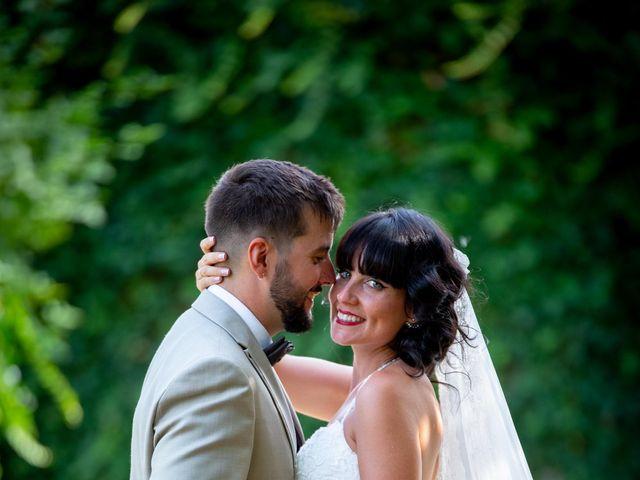 La boda de Elena y Javier en Polinya, Barcelona 44