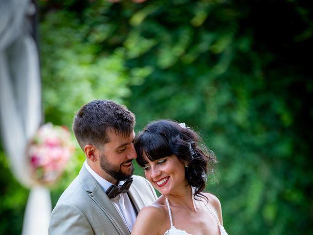 La boda de Elena y Javier en Polinya, Barcelona 45