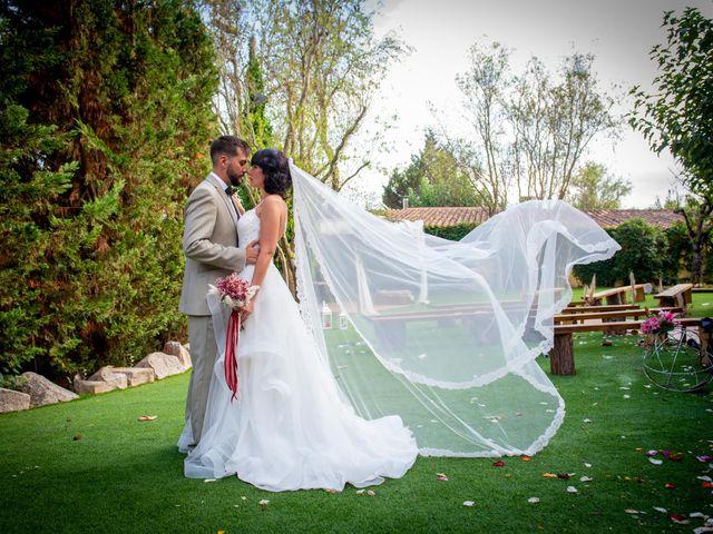 La boda de Elena y Javier en Polinya, Barcelona 1