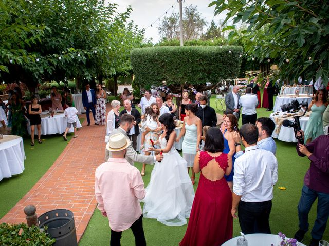 La boda de Elena y Javier en Polinya, Barcelona 57