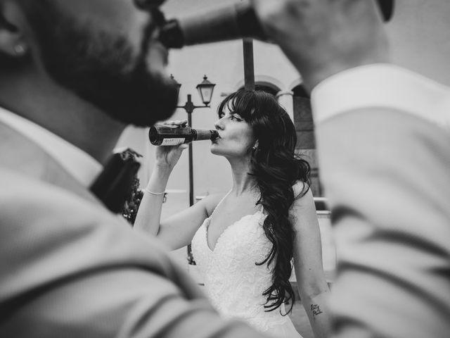 La boda de Elena y Javier en Polinya, Barcelona 59