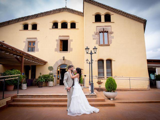 La boda de Elena y Javier en Polinya, Barcelona 60