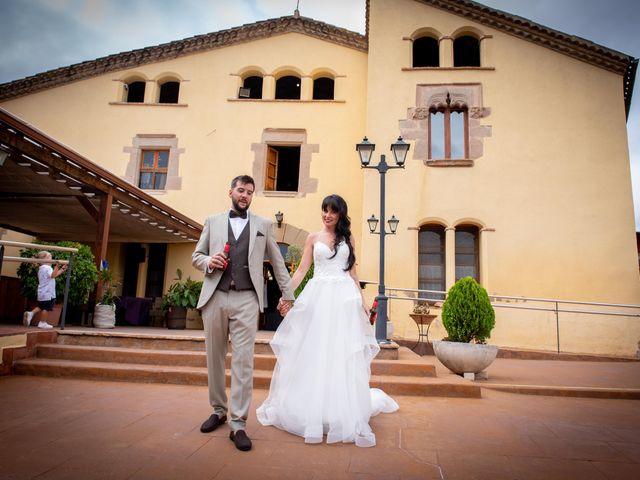 La boda de Elena y Javier en Polinya, Barcelona 61