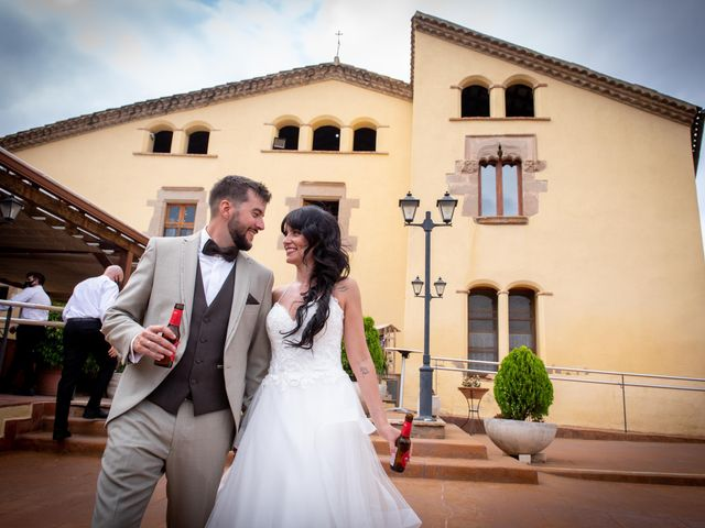 La boda de Elena y Javier en Polinya, Barcelona 62