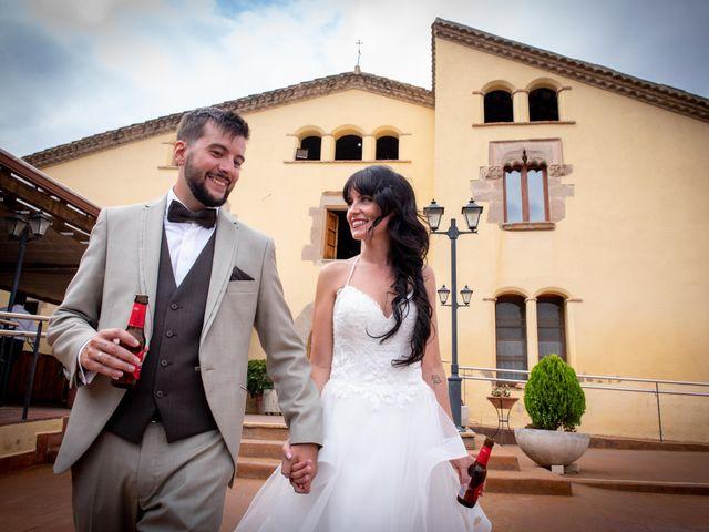La boda de Elena y Javier en Polinya, Barcelona 63