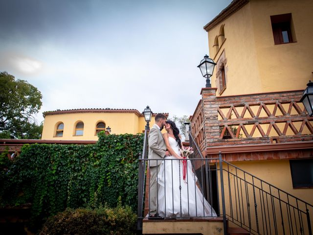 La boda de Elena y Javier en Polinya, Barcelona 65