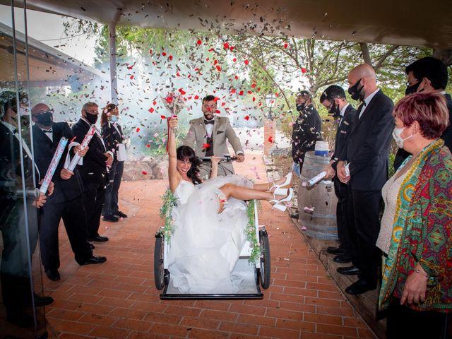 La boda de Elena y Javier en Polinya, Barcelona 67