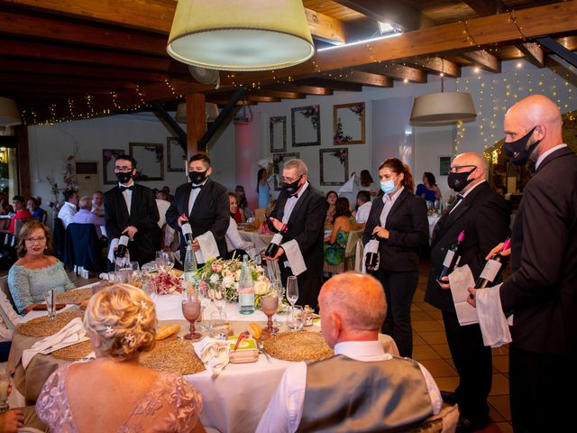 La boda de Elena y Javier en Polinya, Barcelona 72