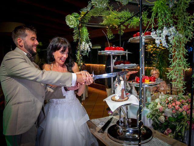 La boda de Elena y Javier en Polinya, Barcelona 73