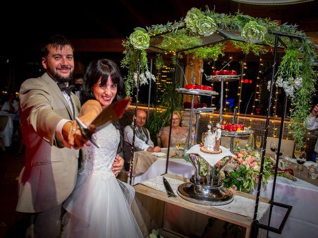 La boda de Elena y Javier en Polinya, Barcelona 74