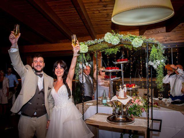 La boda de Elena y Javier en Polinya, Barcelona 75