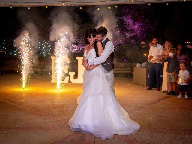 La boda de Elena y Javier en Polinya, Barcelona 76