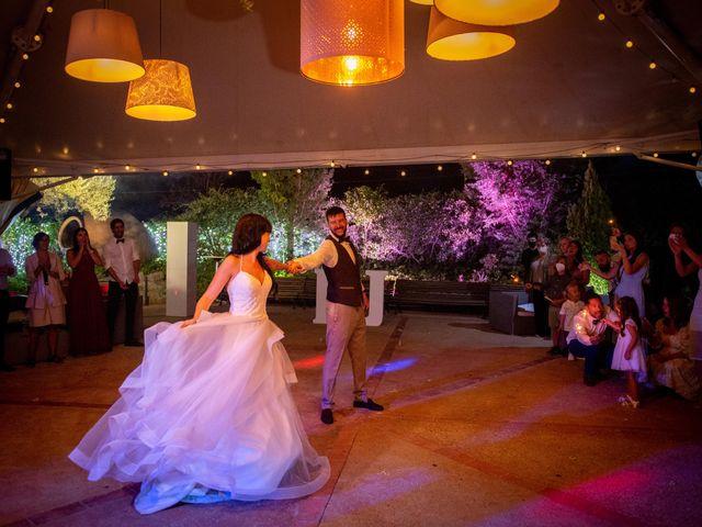 La boda de Elena y Javier en Polinya, Barcelona 77