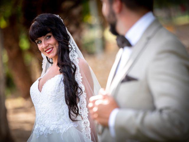 La boda de Elena y Javier en Polinya, Barcelona 79