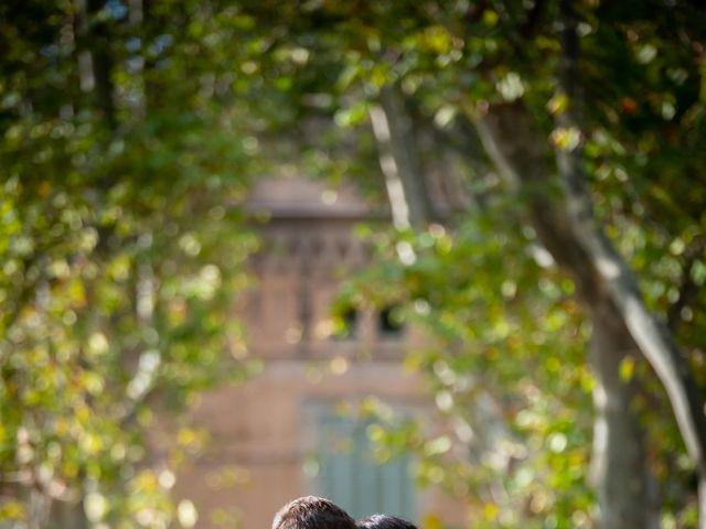 La boda de Elena y Javier en Polinya, Barcelona 87