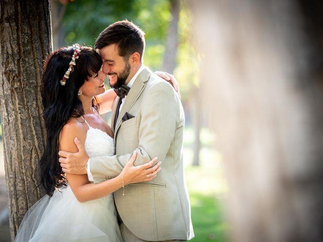 La boda de Elena y Javier en Polinya, Barcelona 89