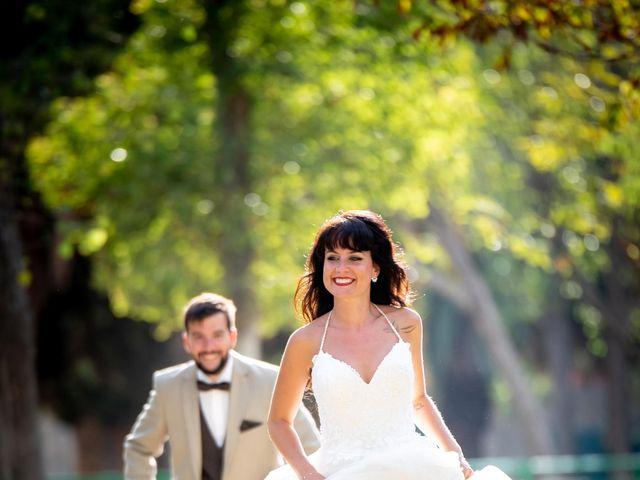 La boda de Elena y Javier en Polinya, Barcelona 90