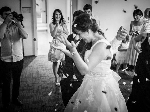 La boda de Nikos y Mari Luz en Bilbao, Vizcaya 22